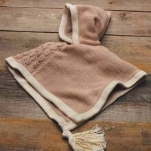 Appalachian Woodland Baby Doe Poncho Kit