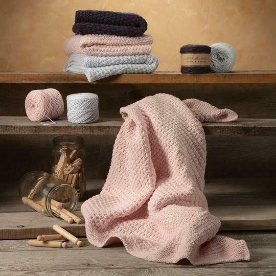 Appalachian Sweet Dreams Blanket Pattern