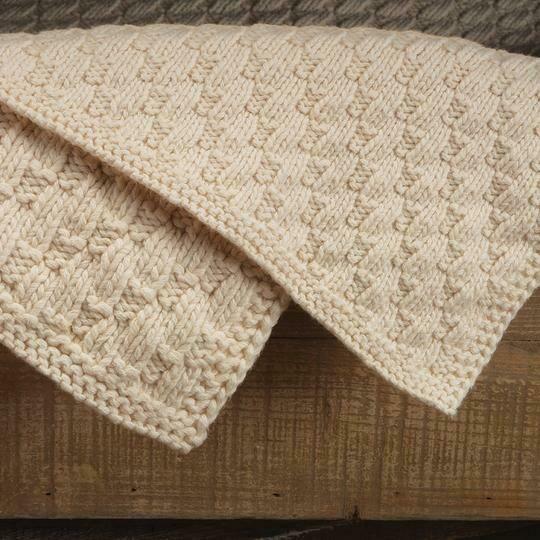 Appalachian Stair Step Blanket Pattern
