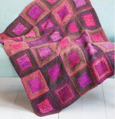 Square in a Square Blanket Kit