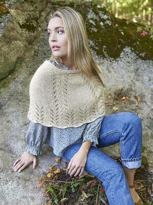 Eirian Capelet Kit #7924-priced per size