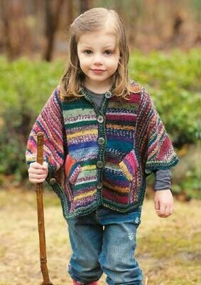 Saige Poncho Kit-priced by size