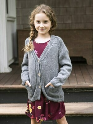 Jemison Cardigan Kit - priced by size
