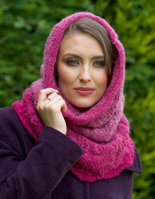 Meridith Hooded Cowl Kit