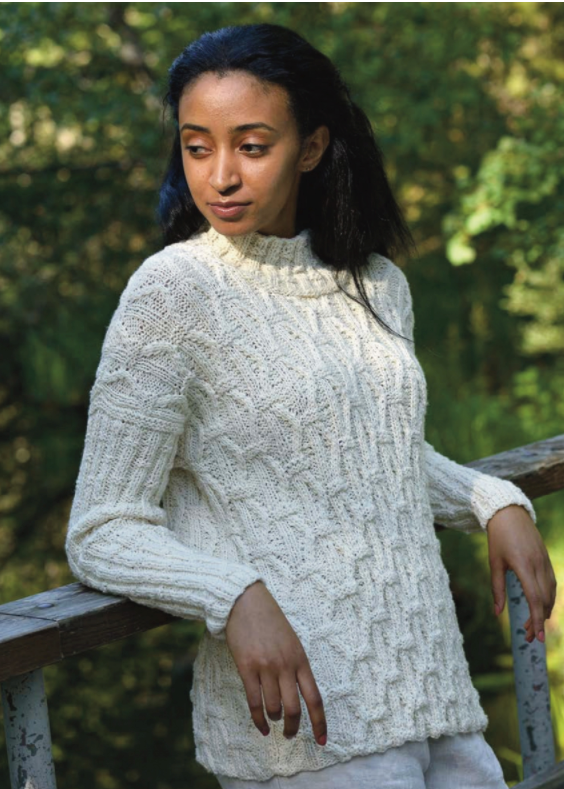 Rikki Sweater Kit -priced by size