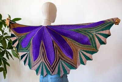 Petals Shawl Kit - Urth Yarn