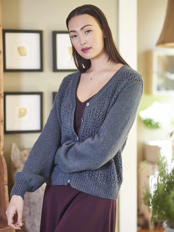 Emmi Cardigan Sweater Kit - priced by size