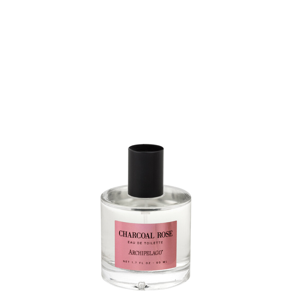 Archipelago Charcoal Rose EDT spray