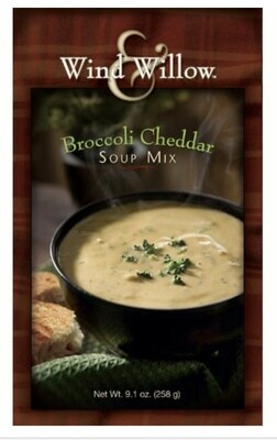 WW Broccoli Soup Mix