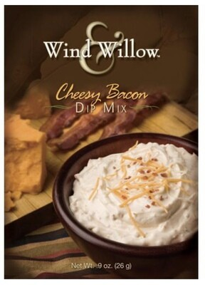 WW Cheesy bacon dip mix