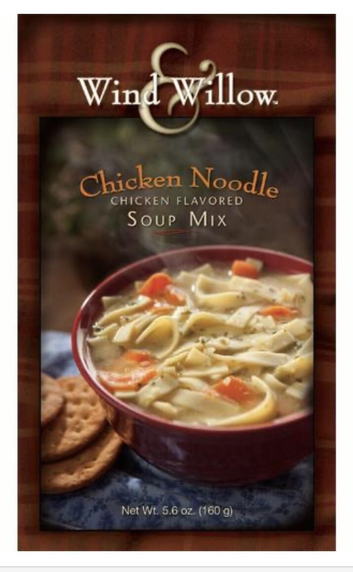 WW Chicken Noodle Soup Mix