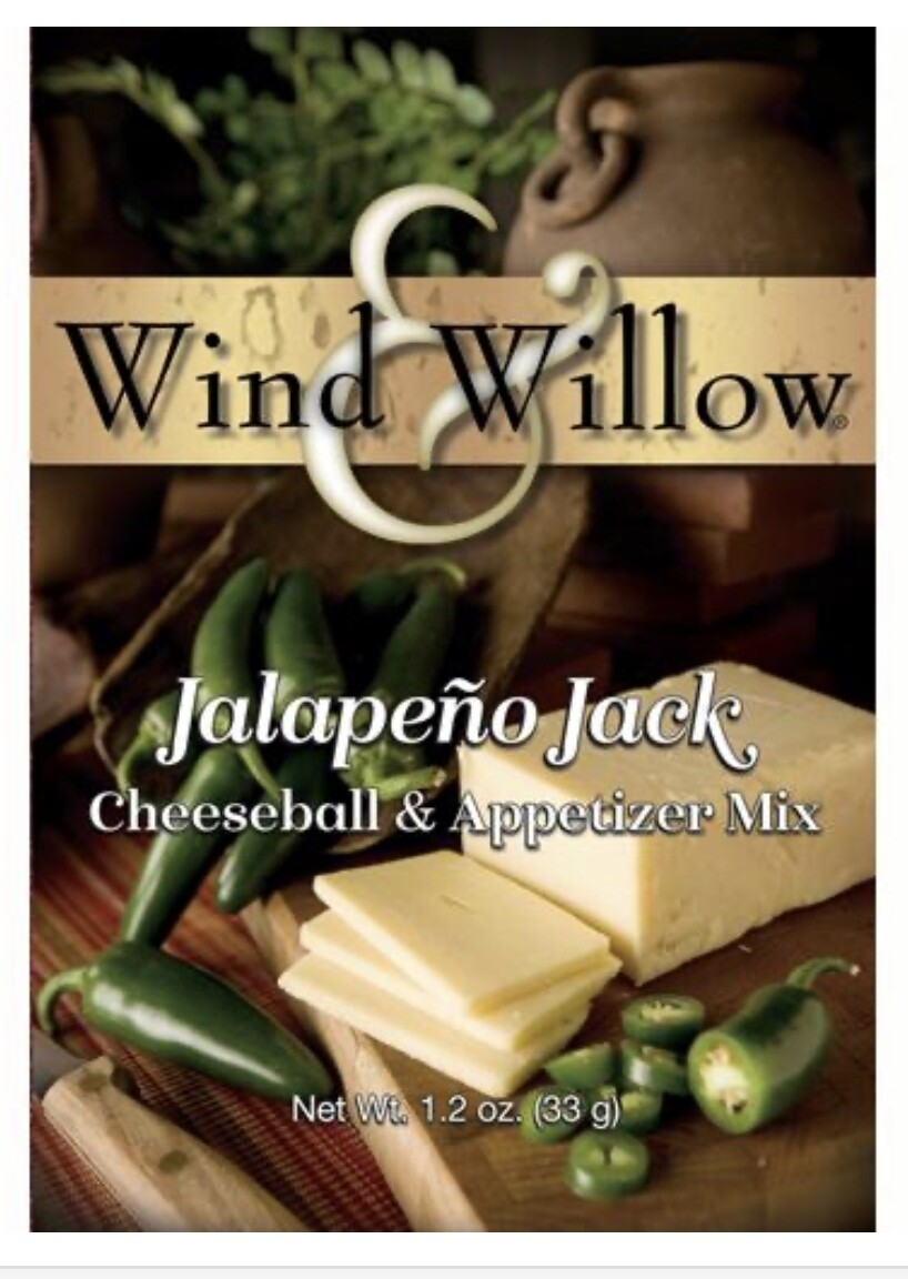 WW Jalapeno Jack Cheeseball