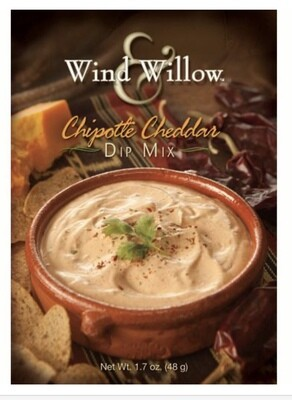 WW Chipotle Cheddar dip mix