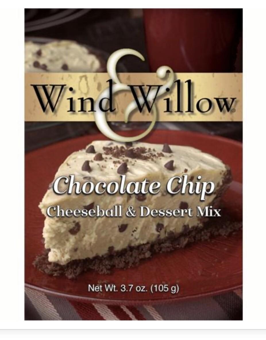 WW chocolate chip cheeseball