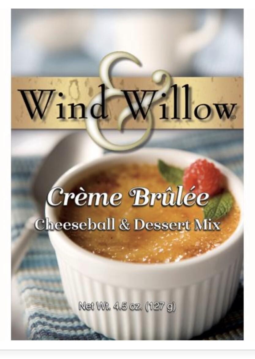 WW Creme Brulee cheeseball