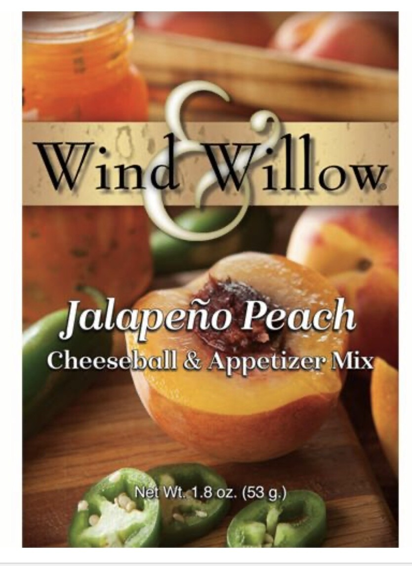 WW Jalapeno Peach cheeseball
