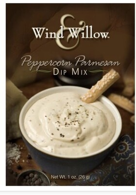 WW Peppercorn Parmesan dip mix