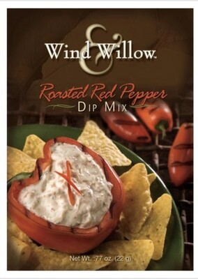 WW Roasted Red Pepper dip mix