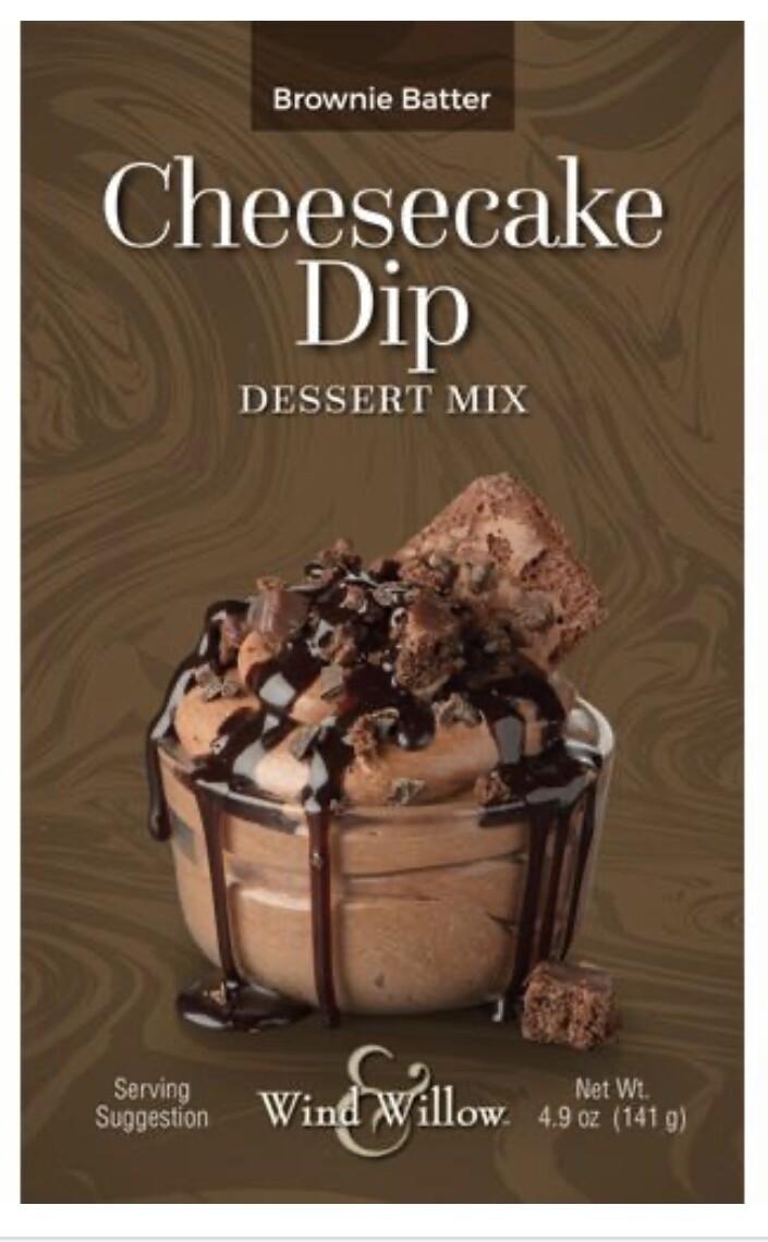 WW Cheesecake Dessert Dip Mixes