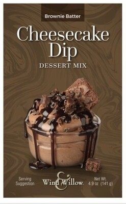 WW Cheesecake Dessert Dip Mixes