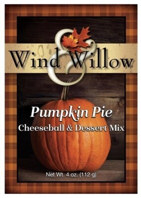 WW Pumpkin Pie cheeseball mix