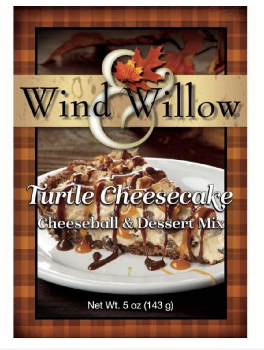 WW Turtle Cheesecake Cheeseball