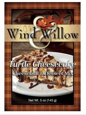 WW Turtle Cheesecake Cheeseball