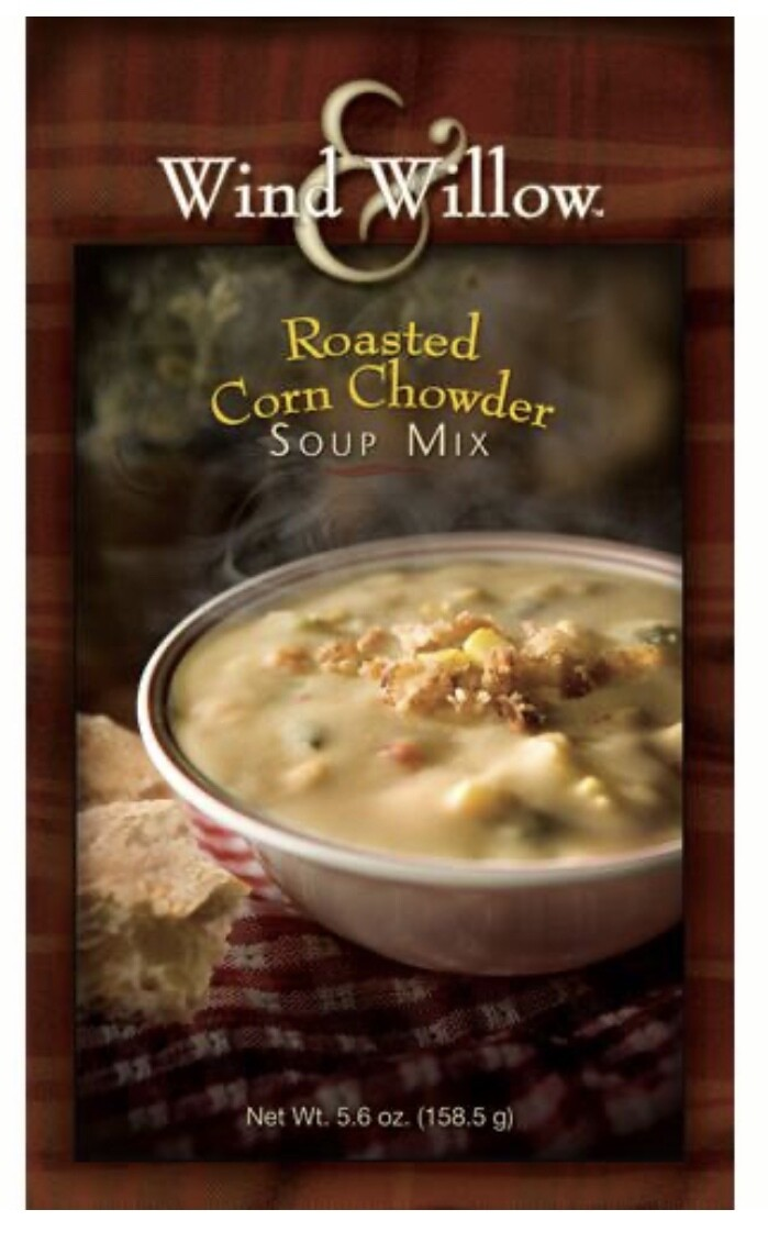 WW Roasted Corn Chowder Soup