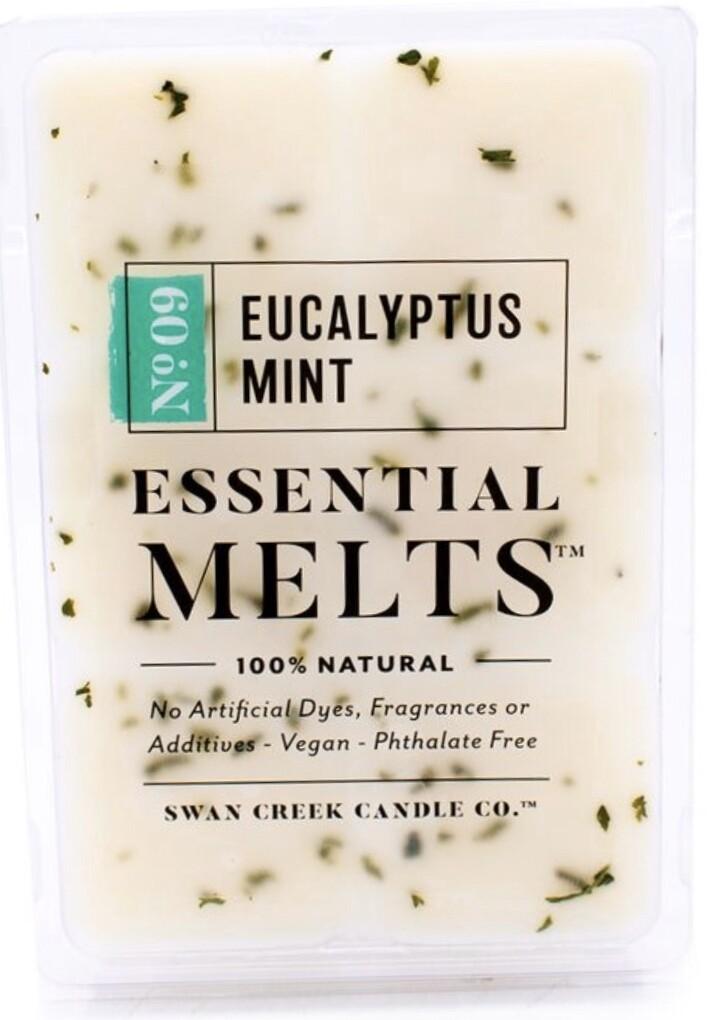 Swan Creek Eucalyptus Mint Essential Melts