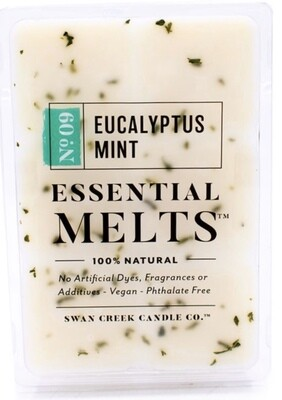 Swan Creek Eucalyptus Mint Essential Melts