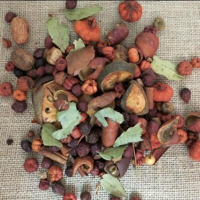 Pumpkin Harvest potpourri