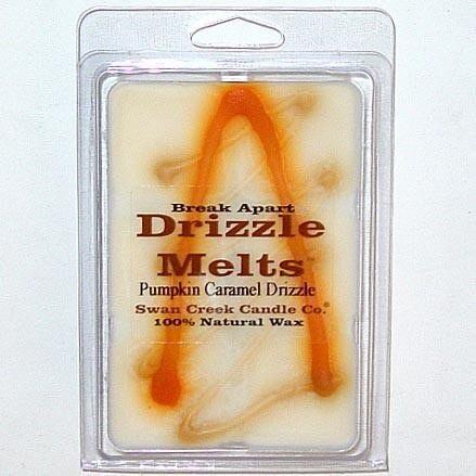 Swan Creek Drizzle Melt Pumpkin Caramel Drizzle