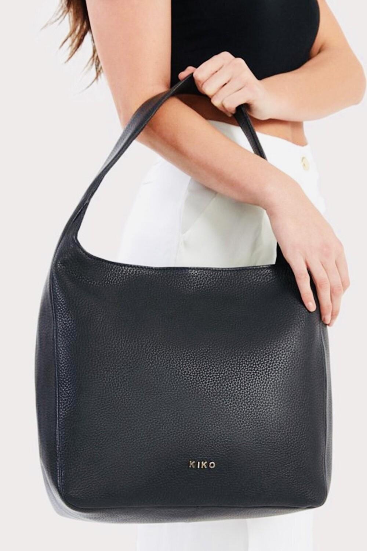KIKO genuine leather hobo bag
