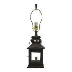 Park Designs Iron lantern Lamp