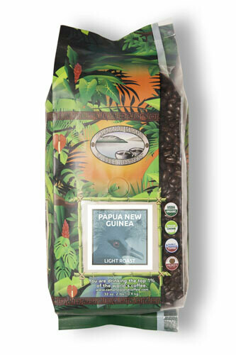 Papua New Guinea - Light Roast