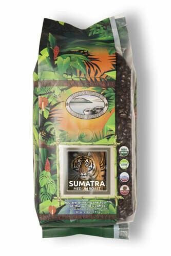 Sumatra - Medium Roast