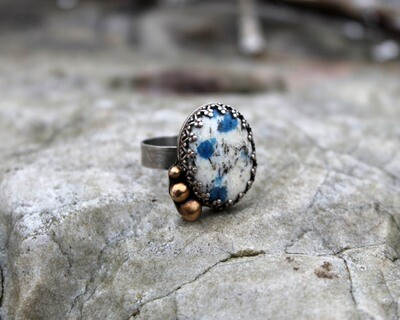 K2 Jasper Ring size 9
