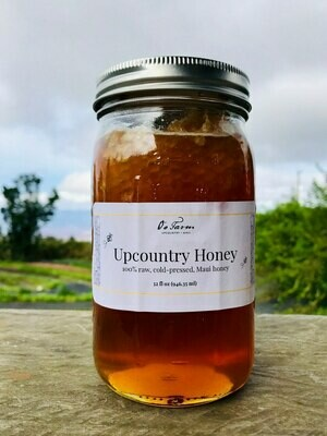 32oz Upcountry Honey
