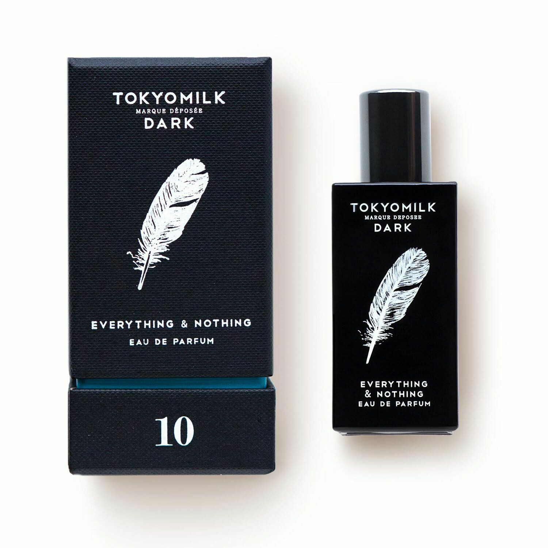 Everything + Nothing No.10 - Tokyo Milk Dark Boxed Perfume