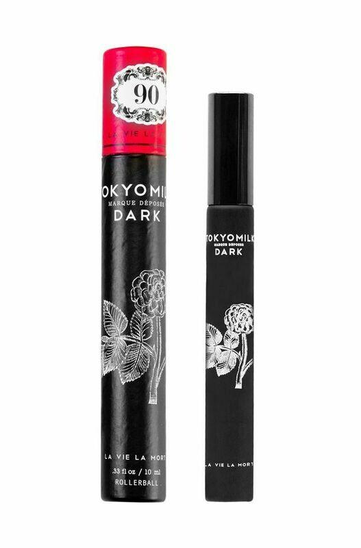 La Vie La Mort No.90 - Rollerball Perfume - Tokyo Milk Dark