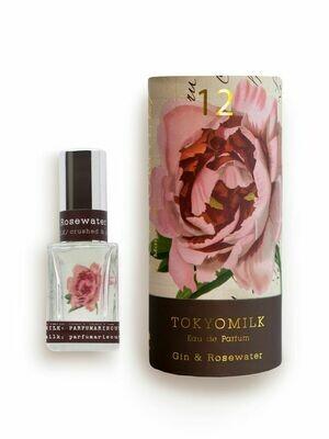Gin + Rosewater No. 12  - Tokyo Milk Perfume