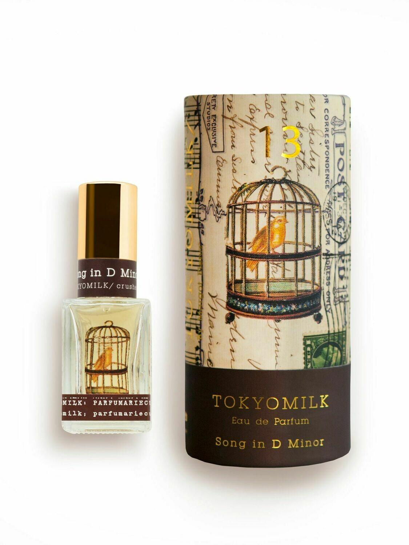 Song in D Minor No. 13  - Tokyo Milk Perfume