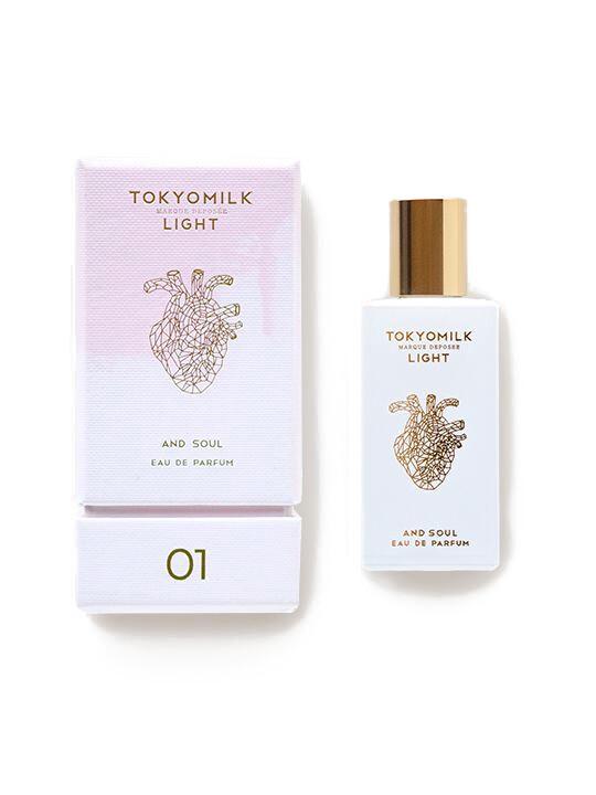 And Soul Perfume  - Tokyo Milk Light