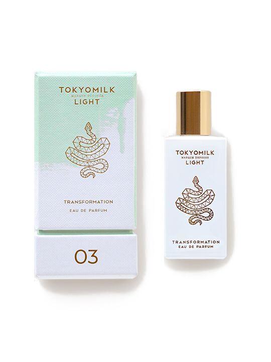 Transformation Perfume - Tokyo Milk Light