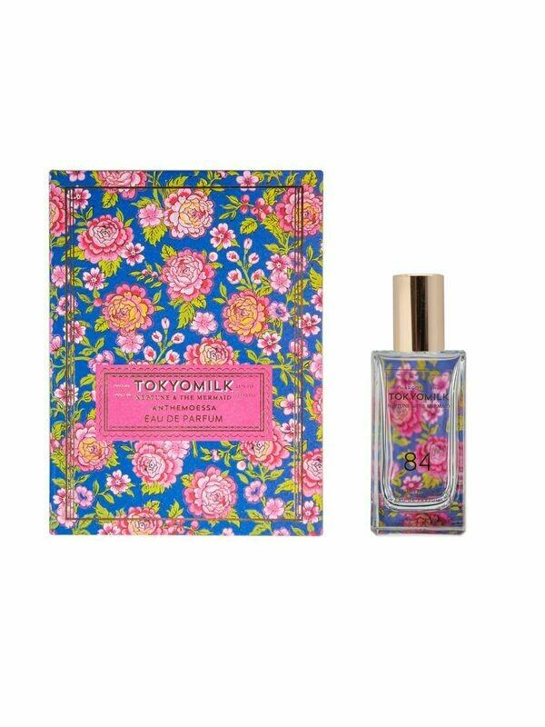 Anthemoessa Perfume - Tokyo Milk Neptune + the Mermaid