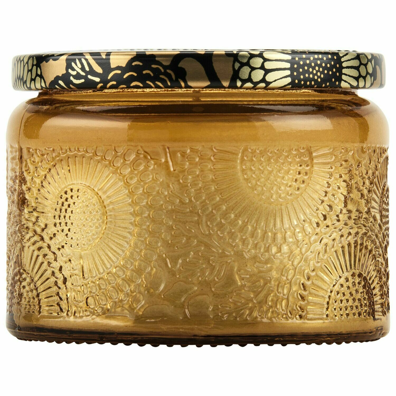Baltic Amber Candle - Voluspa Petite Jar Candle