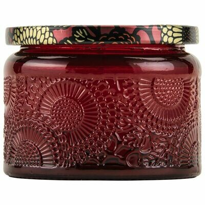 Goji Tarocco Orange Candle - Voluspa Petite Jar Candle
