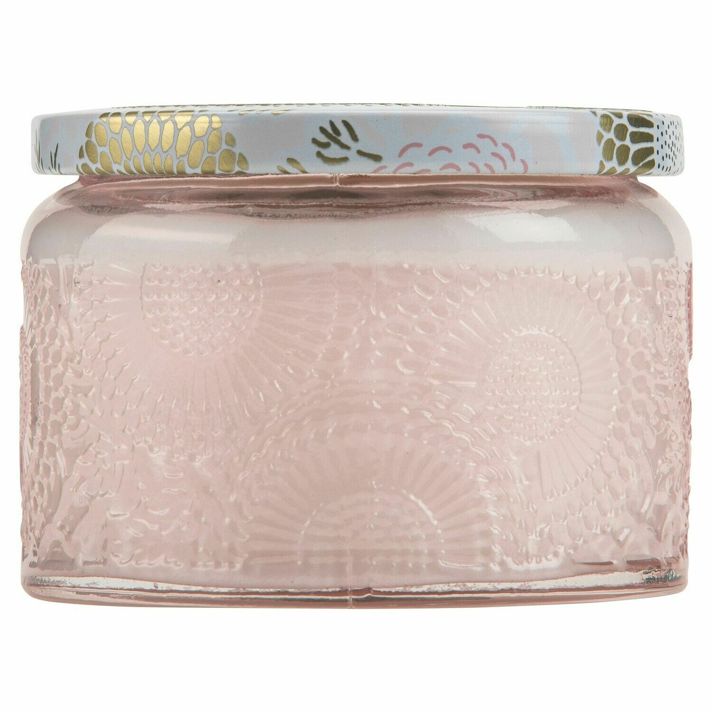 Panjore Lychee Candle - Voluspa Petite Jar Candle