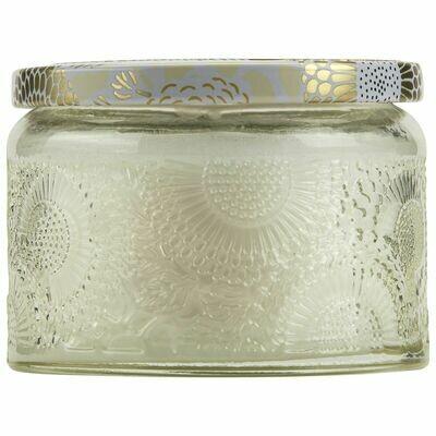 Nissho Soleil Candle - Voluspa Petite Jar Candle
