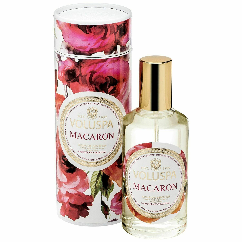 Macaron Room + Body Spray - Voluspa Maison Blanc Collection